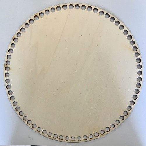 Kosár alj - kör 15 cm