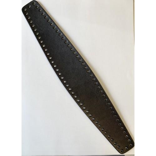 Táska alj 5-9x50 cm fekete
