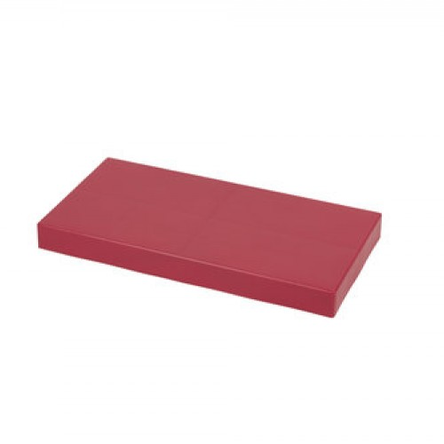 "EverBlock 12"" Cap, red"