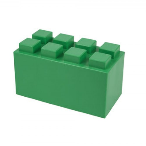 "EverBlock 12"", green"