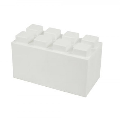 "EverBlock 12"", white"