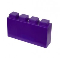EverBlock Line block, purple