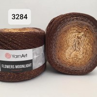 YarnArt Flowers Moonlight 260g, 3284