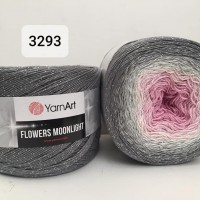 YarnArt Flowers Moonlight 260g, 3293