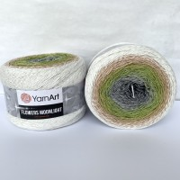 YarnArt Flowers Moonlight 260g, 3274