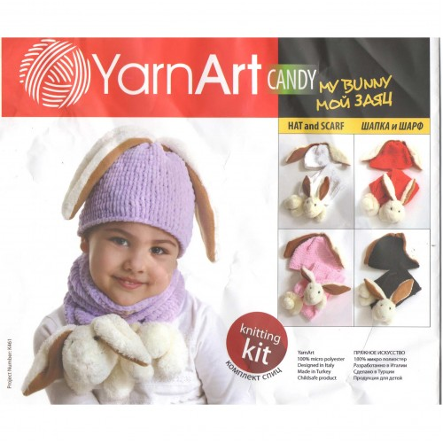 YarnArt Candy Bunny 745