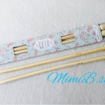 Egyenes bambusz kötőtűk